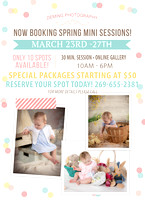Spring sessions
